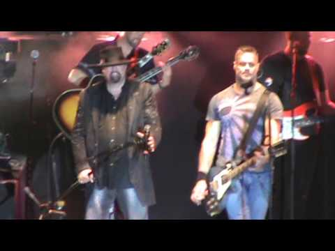 Montgomery Gentry -  My Town & Gone @ Dodge County Fair 2016