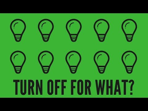 Turn off for what? Harvard's Energy Competition