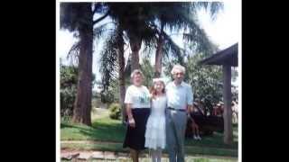 Saudade dos meus pais.