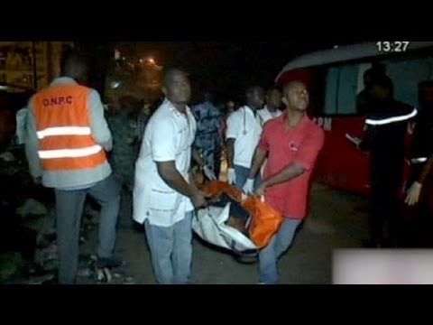 Scores killed in Ivory Coast stampede