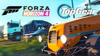 Forza Horizon 4: Top Gear Update - Official Announcement Trailer