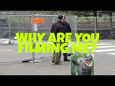 US Forest Service Law Enforcement (Why Are You Filming?)