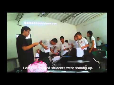 Practicuum 1: Video-recorded lesson