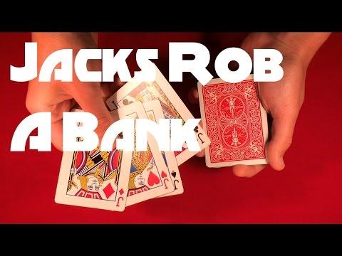 The Jacks Rob Bank