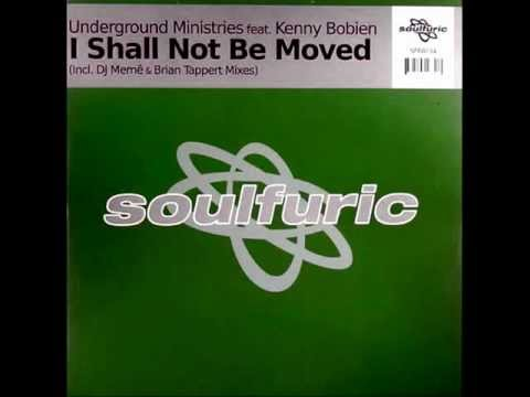 Underground Ministries Feat. Kenny Bobien -- I Shall Not Be Moved
