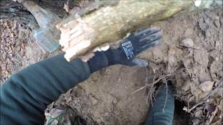 Repeat youtube video Sondeln in Deutschland das 120 Jahre alte Mülloch Metal Detecting In Germany