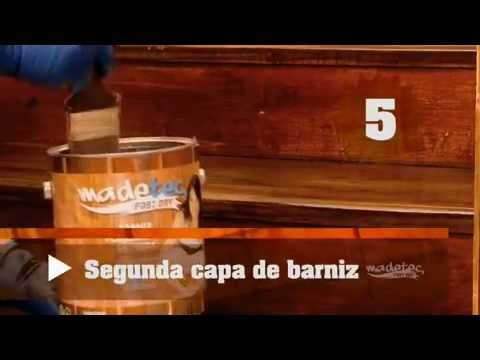 Restauraci n de gradas de madera youtube for Madera para gradas