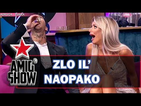 Zlo il' Naopako - Ami G Show S13 - E02