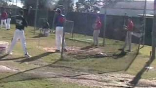 Baseball Pros Combine at Sanford