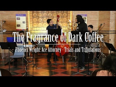 The Fragrance of Dark Coffee