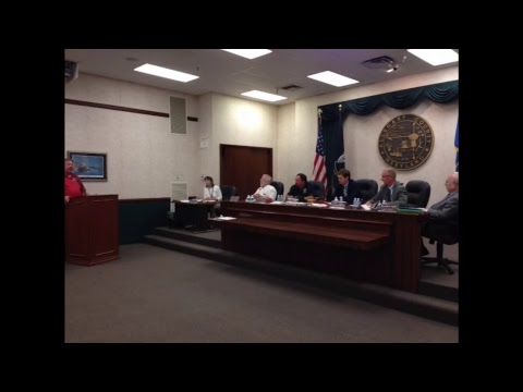 Allegany County Board of County Commissioners - June 29, 2017 Public Meeting