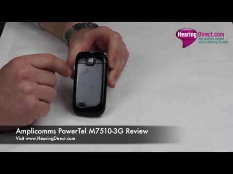 Amplicomms PowerTel M7510 3G Review