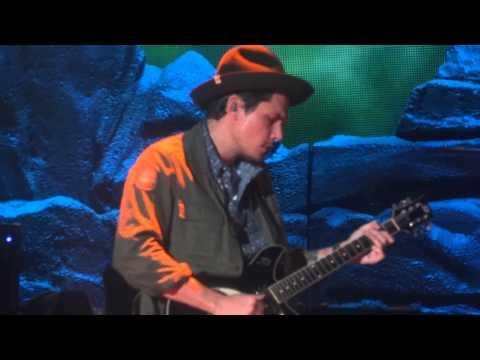 John Mayer - Call Me the Breeze (Albuquerque - 10/01/13)