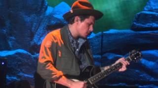 John Mayer - Call Me the Breeze (Albuquerque - 10/01/13)