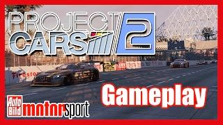 [Project Cars 2] Gameplay   Fuji    Mercedes AMG GT3 + Mercedes GT-R