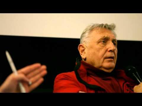 Jiří Menzel Masterclass in Cinematek 2014