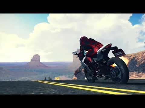Asphalt 8 - streets of NEVADA