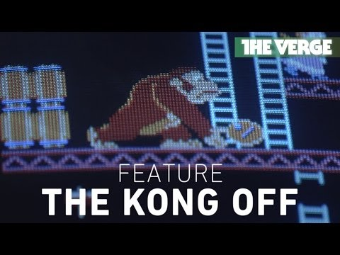 The world's 13th-best Donkey Kong player has something to prove