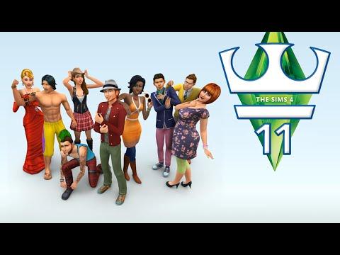 Jirka Hraje - The Sims 4 E11 - Summer rodí
