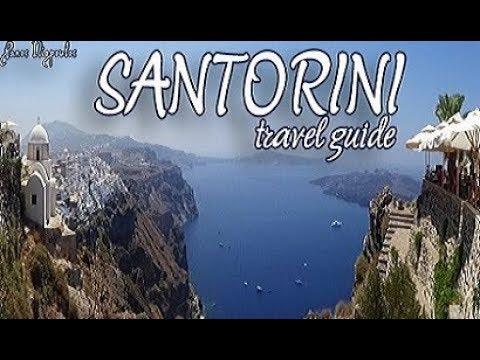 SANTORINI ISLAND | Travel Guide