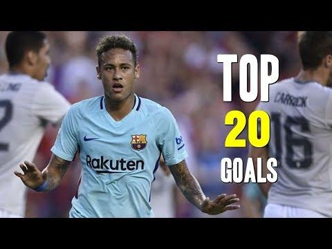 Neymar Jr ● Top 20 Best Goals Ever for Barcelona | HD