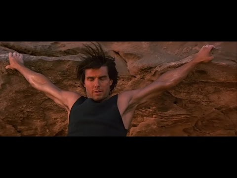 Mission Impossible 2 - Intro - Rock Climbing Scene