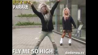 どどんぱ!PARA魂 - FLY ME SO HIGH