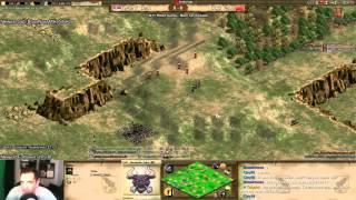 Rated Games Daut vs Accuo 1v1 Arabia Huns