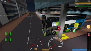 roblox CSB Airport Bus MAN A95 12m