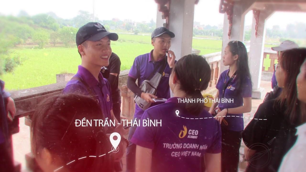 Các Địa Điểm Du Lịch CEO Tourist Đã Đi Trong 3 Tháng Vừa Qua | Trường Doanh Nhân CEO Việt Nam