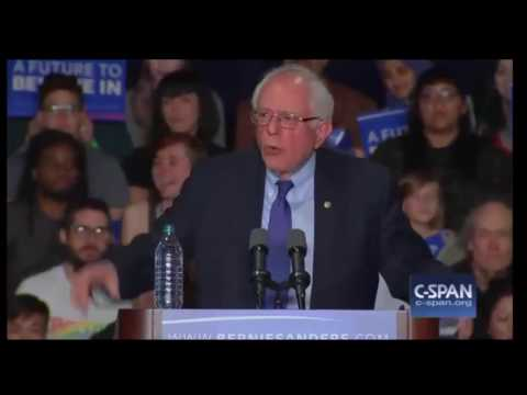 Bernie Sanders Primary Night FULL Speech 3 15 2016