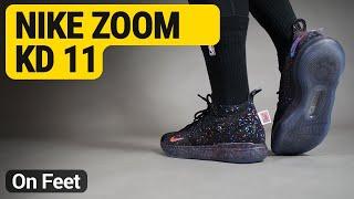Nike Zoom KD 11 ( Black / Bright