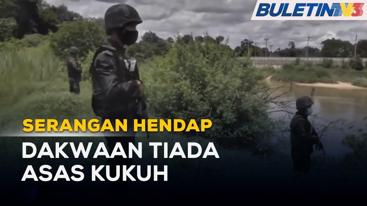 Download SERANGAN HENDAP | Tiada Bukti Dilakukan Dari Malaysia-Polis