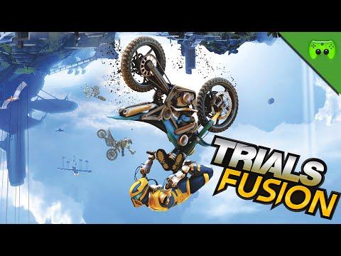 DER ZAUBERER 🎮 Trials Fusion #14