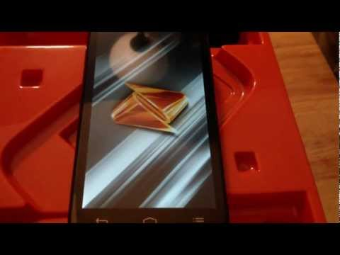 ZTE Warp Sequent Video clips - PhoneArena