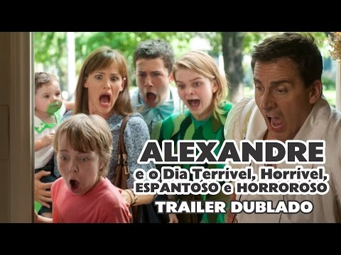 Trailer do filme Alexandre