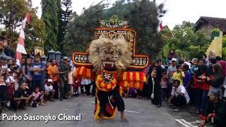 PEMBARONG Reog Joyo Klipo live Bekare Bungkal