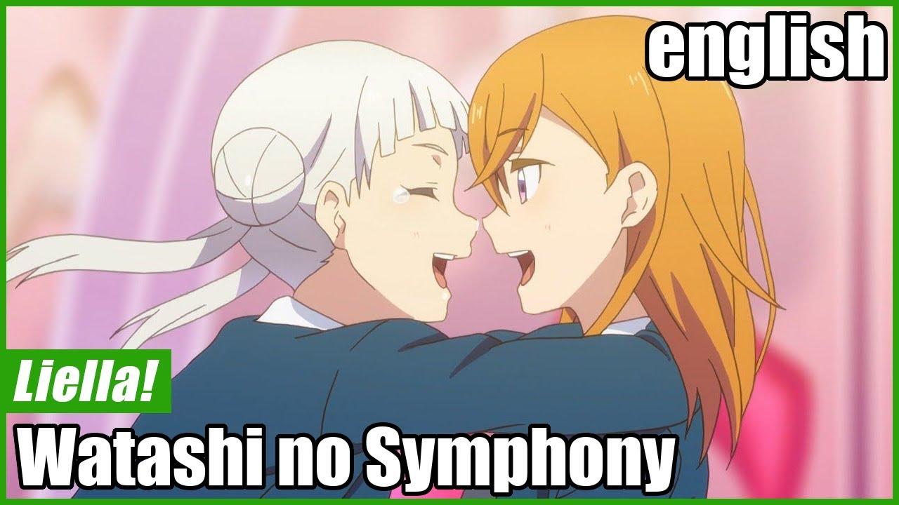 Watashi no Symphony (Liella!) ⌈English Version | Sepia Pro.⌋