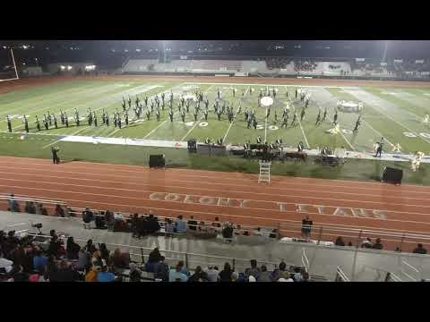 Riverside Poly High School Marching Band