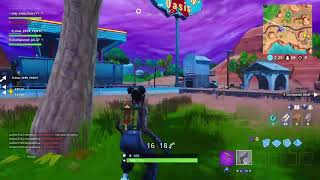 Playing with Random fortNITE people*