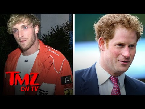 Logan Paul Is Worried About Fortnite and Other Video Game Addicts | TMZ TV