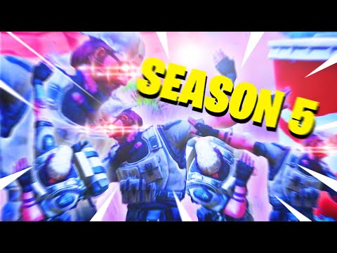 Fortnite season 5 in a nutshell