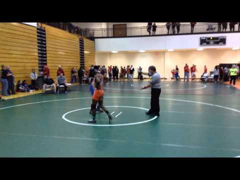 Burke County High School VS Stockbridge High School 138