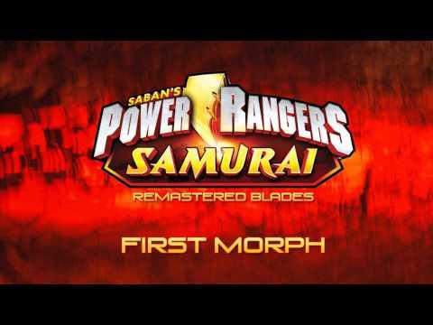 Power Rangers Samurai Remastered Music - 05 First Morph