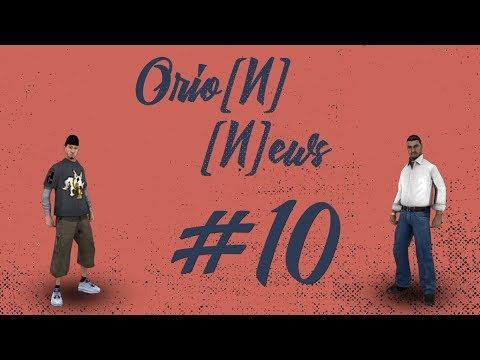 Новости Orio[N] RPG №10 Sa:mp [ВСЁ ДЛЯ ИГРОКОВ САМП]
