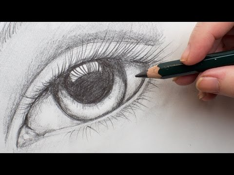 Realistic eye Step by Step Pencil Drawing on paper for Beginners #AboutFace #3