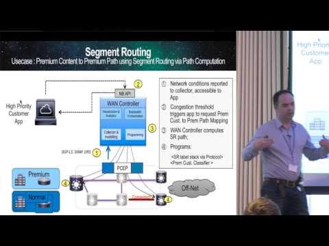 UKNOF30 - Segment Routing (Cisco Sponsor Presentation)