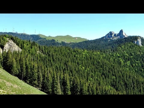 Munții RARAU Mountains - Travel Guide (Bucovina, Romania)