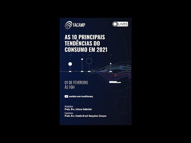 As 10 principais tendências do consumo em 2021