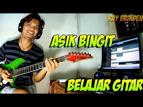 GX PERLU RIBET YG PENTING ASIK.. #Guitar lesson...